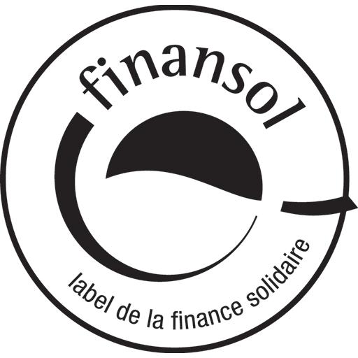 logo partenaire label finansol finance solidaire