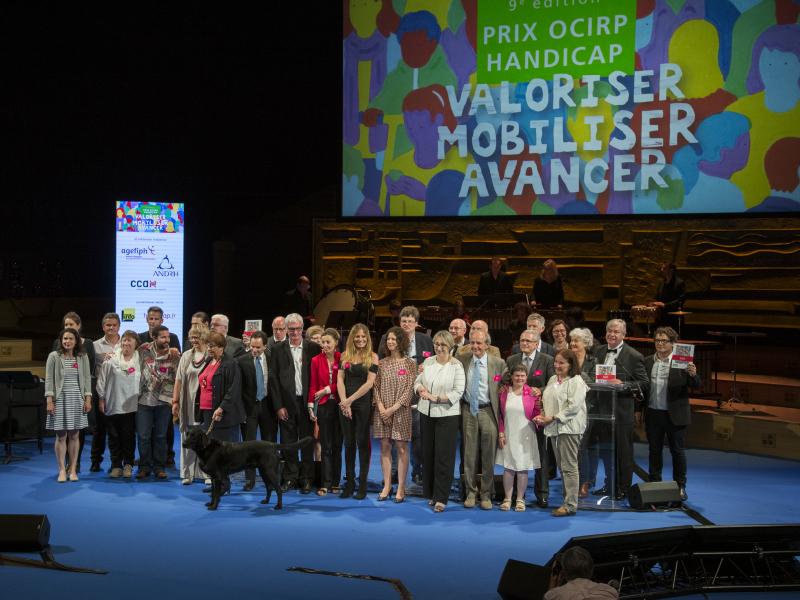 Familles Solidaires lauréats prix OCIRP 2016 2
