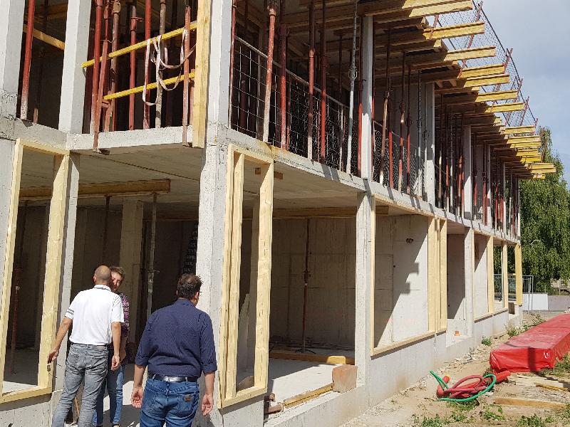 chantier de schleithal