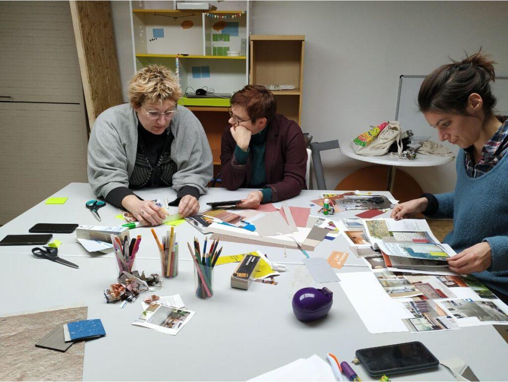 atelier design thinking Magalie Halley2