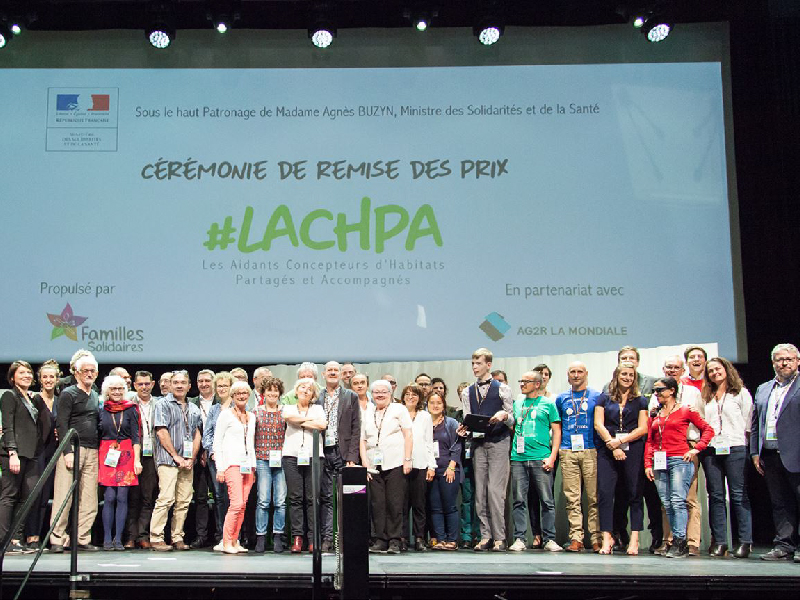 Grands gagnants LACHPA